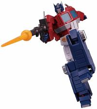 Transformers Masterpiece MP-44 Convoy / Optimus Prime Ver. 3.0 - Action Figure