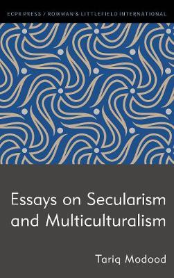 Essays on Secularism and Multiculturalism by Tariq Modood image