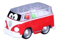 BB Junior: Volkswagen Poppin' Bus - Red