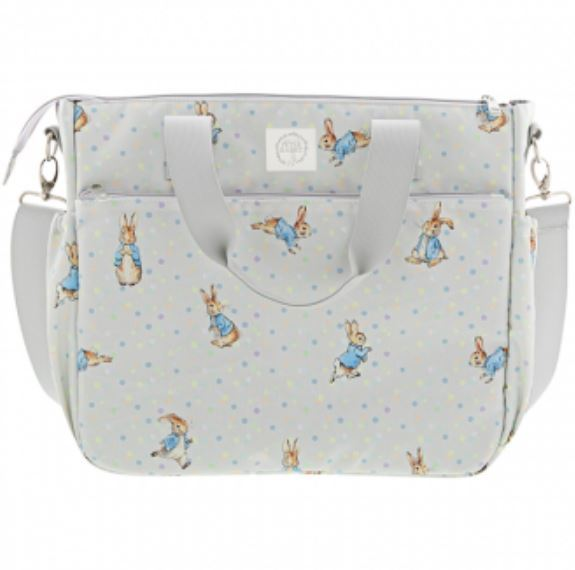 Beatrix Potter: Nappy Bag: Peter Rabbit