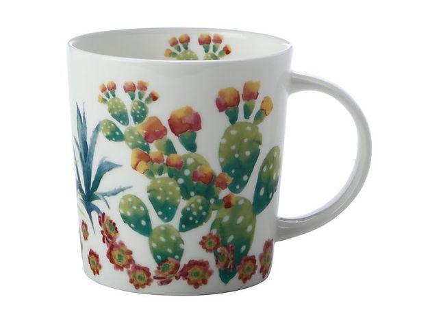 Maxwell & Williams: Royal Botanic Garden Arid Garden Mug - Prickly Pear (300ml)