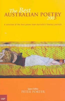 The Best Australian Poetry 2005 image