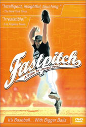 Fastpitch on DVD