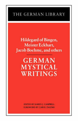 German Mystical Writings by Hildegard of Bingen