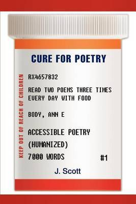 Cure for Poetry by Lecturer J Scott (Cambridge University) image