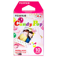 Fujifilm Instax Mini Film 10 Pack - Candy Pop