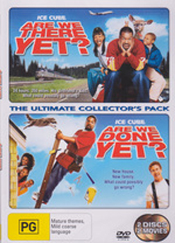 Are We There Yet? / Are We Done Yet? - The Ultimate Collector's Pack (2 Disc Set) on DVD image