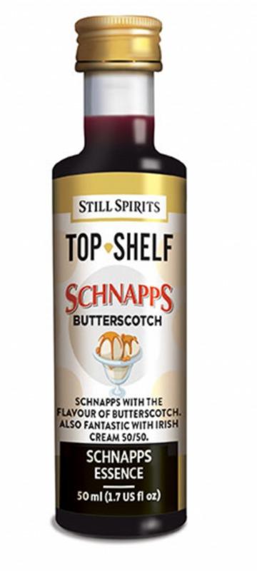 Still Spirits Top Shelf Butterscotch Schnapps Essence