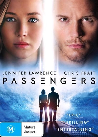 Passengers (2016) on DVD