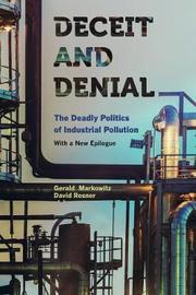 Deceit and Denial by Gerald Markowitz