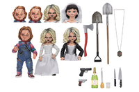 "Child's Play 2: Bride of Chucky - 7"" Ultimate Figure 2-Pack"