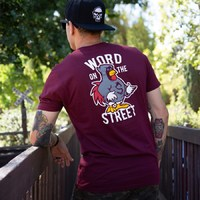 Shroud: Word on the Street Premium Tee (X-Large)
