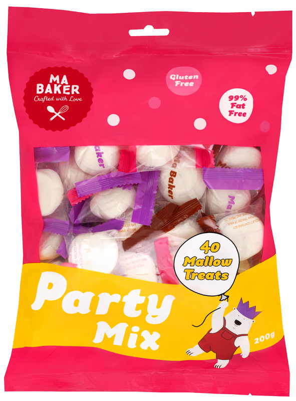 Ma Baker: Party Mix (200g)