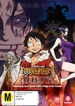 One Piece 3d2y Overcoming Ace's Death! on DVD