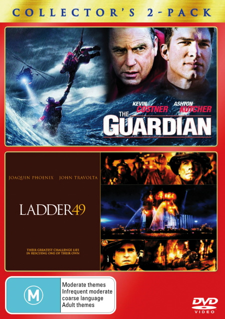 Guardian, The / Ladder 49 - Collector's 2-Pack (2 Disc Set) on DVD image