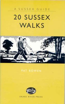 20 Sussex Walks by Pat Bowen image