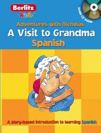 Spanish Berlitz Kids a Visit to Grandma image