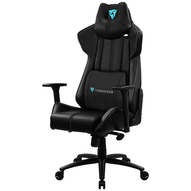 ThunderX3 BC7 Breathable Pinhole Gaming Chair (Black) for