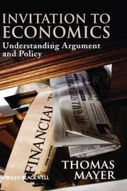 Invitation to Economics by Thomas Mayer image
