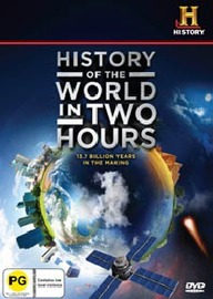 History Of The World In 2 Hours on DVD