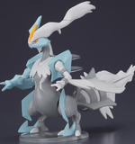 Pokemon Plamo White Kyurem Model Kit