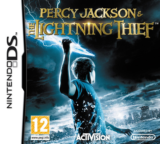 Percy Jackson & The Olympians: The Lightning Thief for Nintendo DS