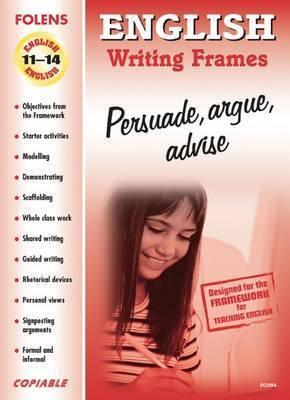 English: Persuade, Argue, Advise