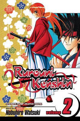 Rurouni Kenshin: v. 2 by Nobuhiro Watsuki