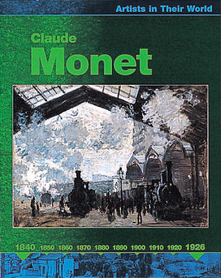 Claude Monet by Susie Hodge