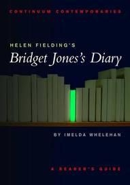 """Helen Fielding's """"Bridget Jones's Diary"""" by Imelda Whelehan image"""