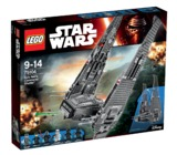 LEGO Star Wars: Kylo Ren's Command Shuttle (75104)