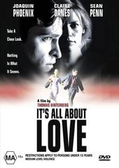 It's All About Love on DVD