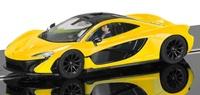 Scalextric: DPR McLaren P1 Yellow - Slot Car