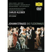 Strauss: Die Fledermaus -- the complete opera on DVD