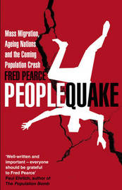 Peoplequake by Fred Pearce image