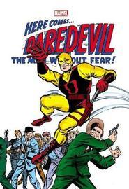 Marvel Masterworks: Daredevil Volume 1 (new Printing) by Stan Lee