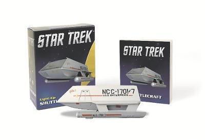 Star Trek: Light-Up Shuttlecraft by Chip Carter image
