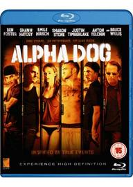 Alpha Dog on Blu-ray