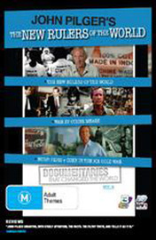 John Pilger's The New Rulers of the World (3 Disc Set) on DVD
