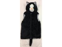 Black Cat Vest