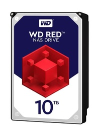 "10TB WD Red - 3.5"" IntelliPower NAS HDD (5400RPM)"