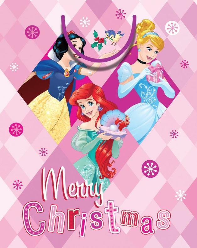 Disney Christmas Gift Bag - Princesses (Large)