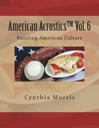 American Acrostics Volume 6 by Cynthia Morris image