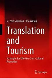 Translation and Tourism by M. Zain Sulaiman