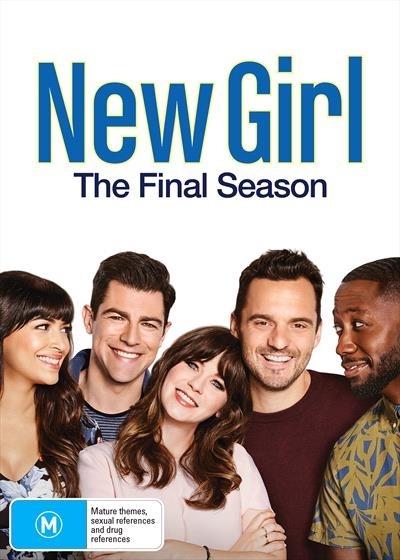 New Girl: Season 7 on DVD image