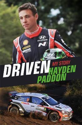 Driven by Hayden Paddon image