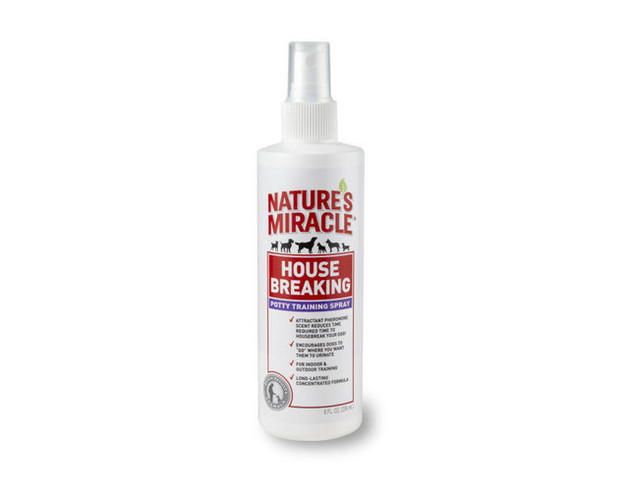 Natures Miracle: House Breaking Dog Potty Training Spray 236ml