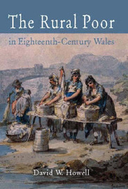 The Rural Poor in Eighteenth Century Wales by David W Howell image