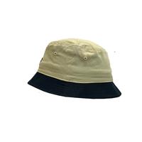 Blackcaps Bucket Hat - Black/Beige