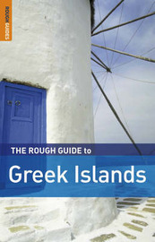 The Rough Guide to the Greek Islands by Andrew Benson image
